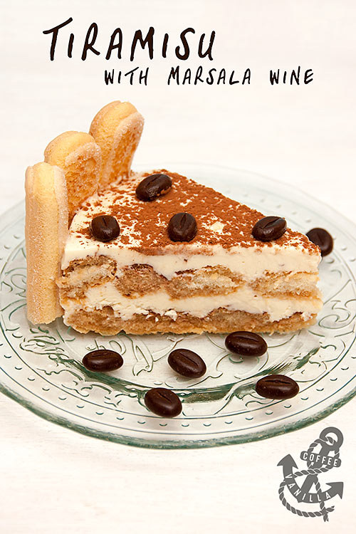 easy tiramisu recipe with marsala