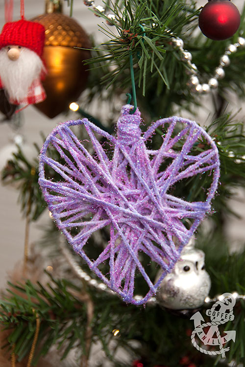 yarn balls for decoration