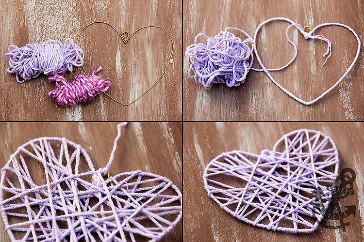 how to make twine balls