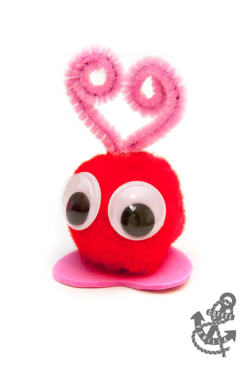 love bug Valentines Day gift idea