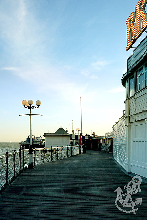 Palace Pier Brighton taken with Nikon D7100