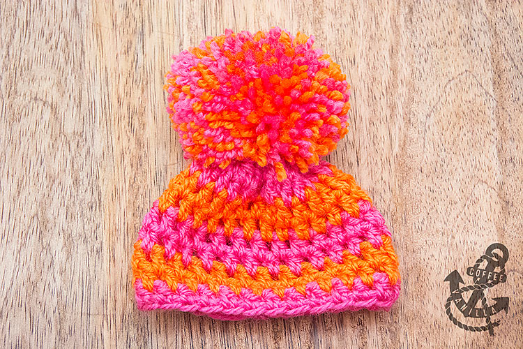 crochet hat tutorial for dolls for kids for adults