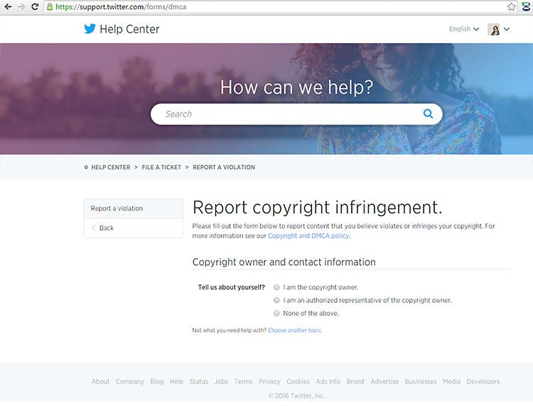 copyright infringement uk