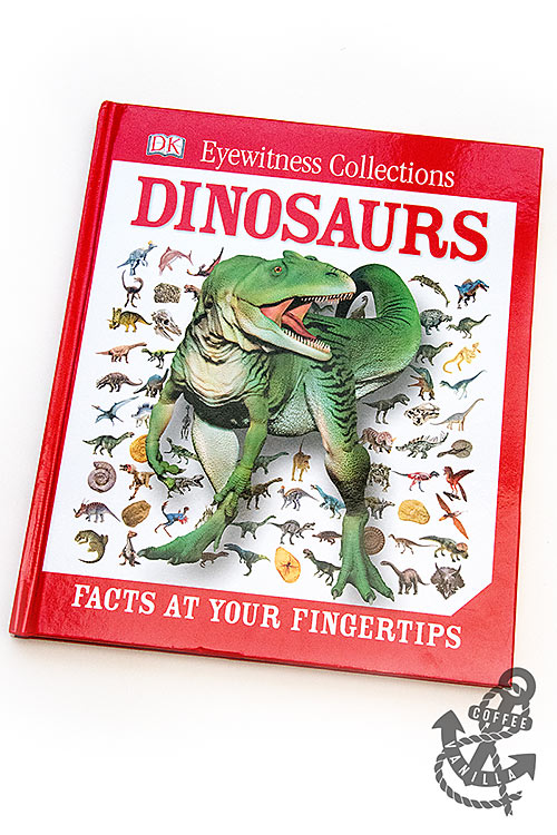 children books about dinosaurs
