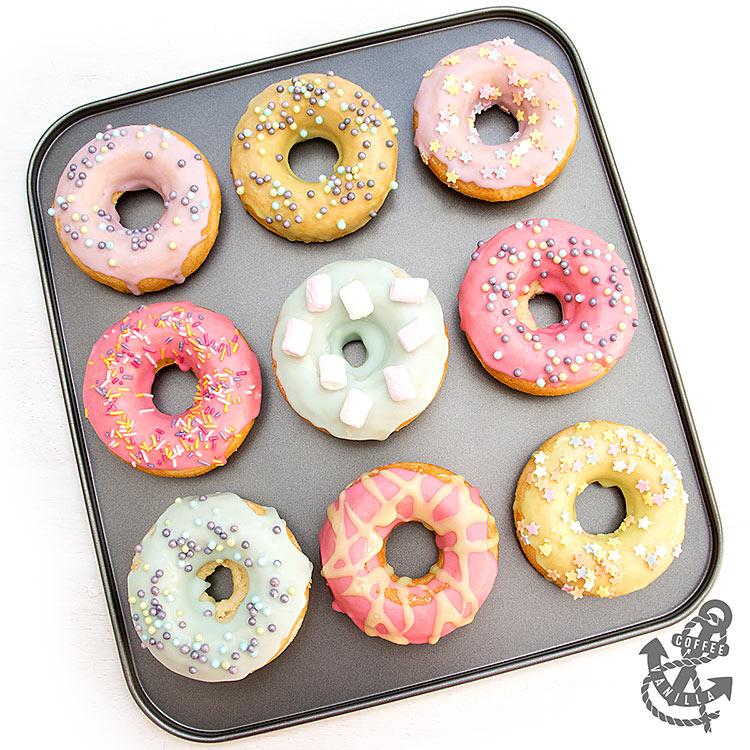 doughnut donut topping ideas