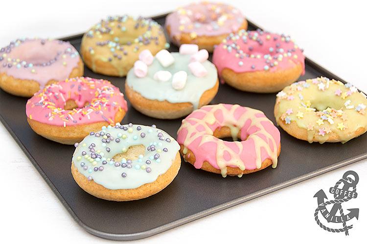 healthy doughnuts recipe baked donuts recipe easy
