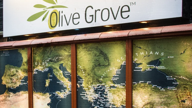 Olive Grove – Mediterranean Restaurant in Brighton