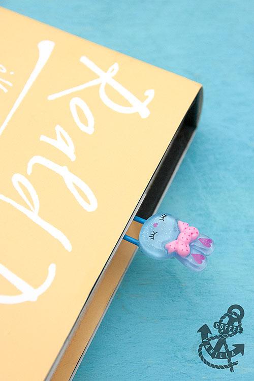 diy paper clip bookmark
