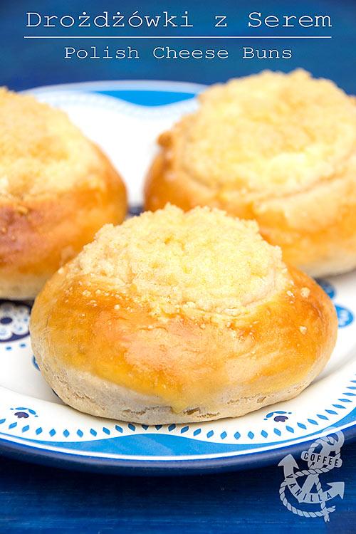 cheese buns recipe easy Polish