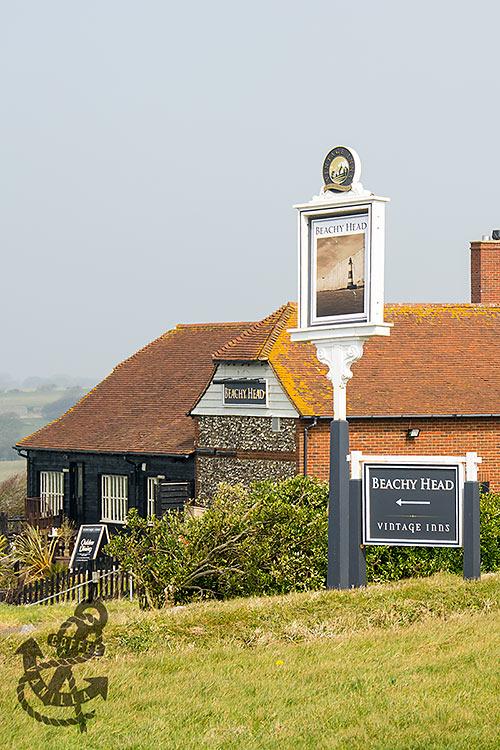 Beachy Head Inn hotels in East Sussex Beachy Head postcode