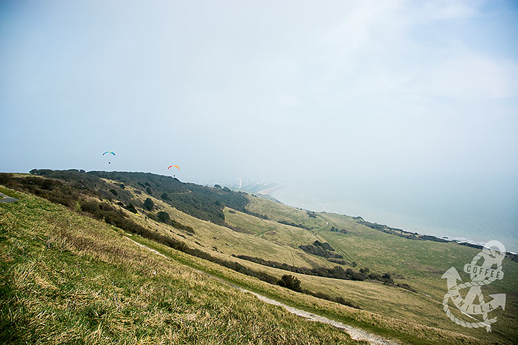 uk coast landscapes seascapes