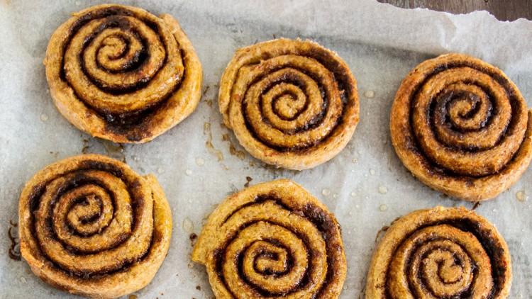 Kids' Favourite Sticky Cinnamon Rolls