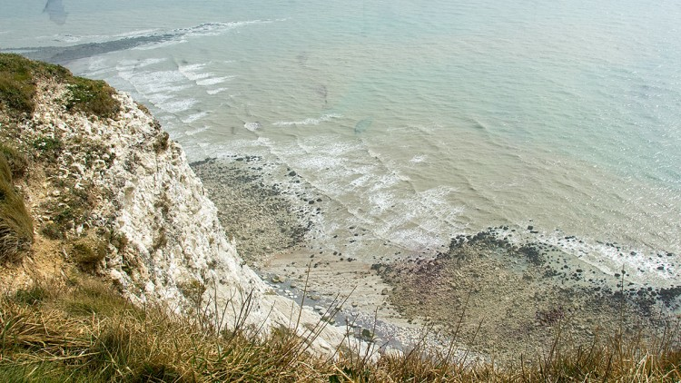 A Short Trip to The Beachy Head on The East Sussex Coast