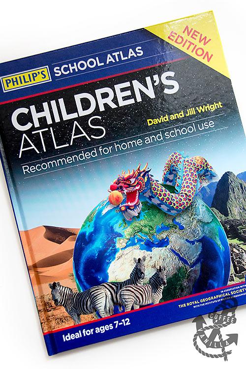 atlas for children