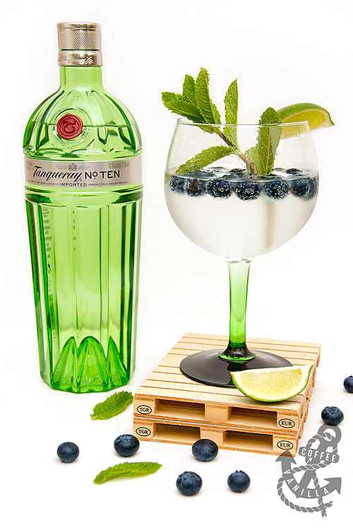 how to serve gin and tonic