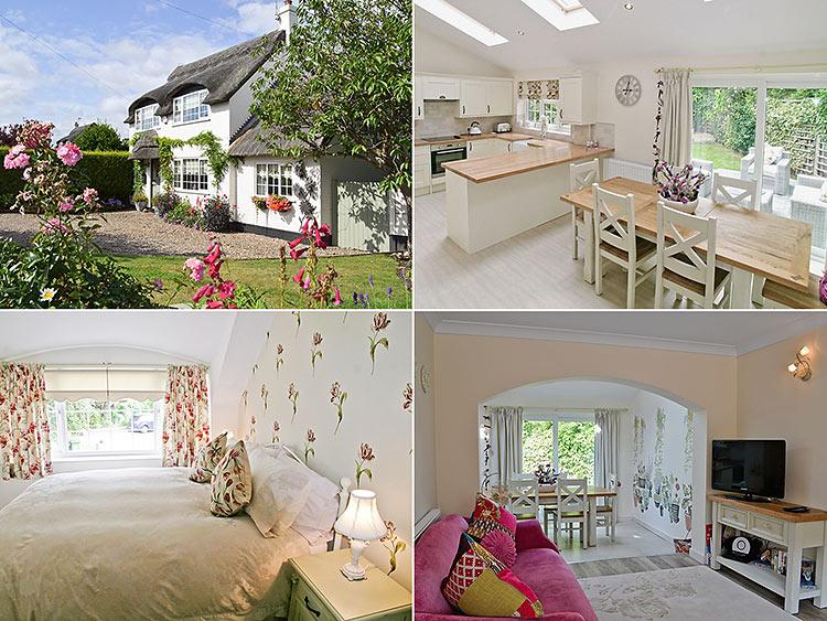 Norfolk UK cottages