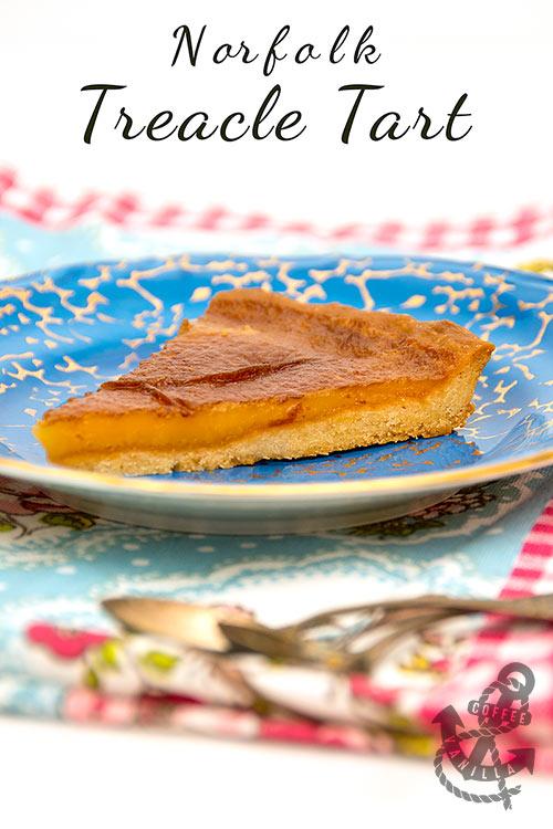 classic treacle tart recipe