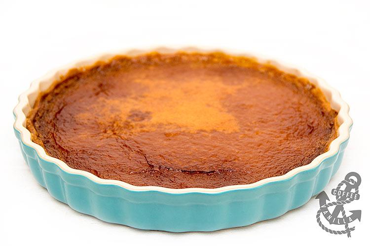 how to make treacle tart