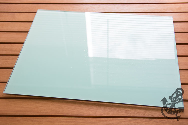 glass chopping boards