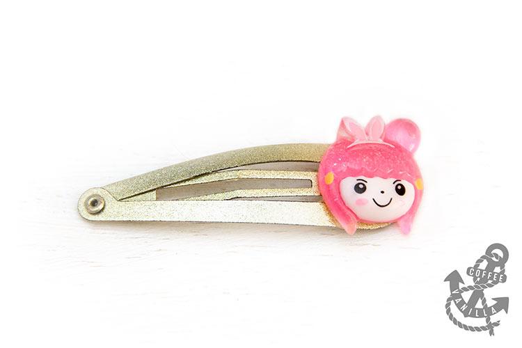 cute hair pins for children