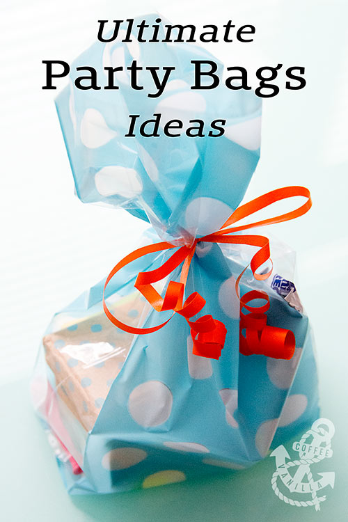 party bags ideas for 11 year old
