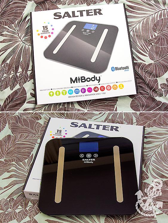 Bluetooth bathroom scale