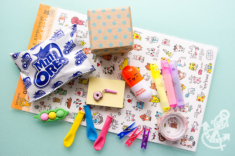 party bags ideas for 10 year old