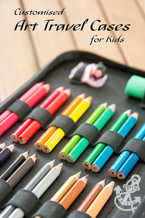 diy travel kit for kids