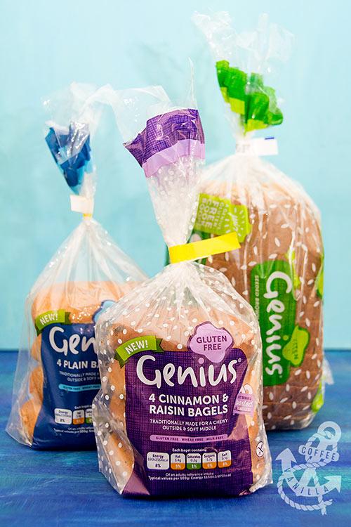 gluten free bread uk