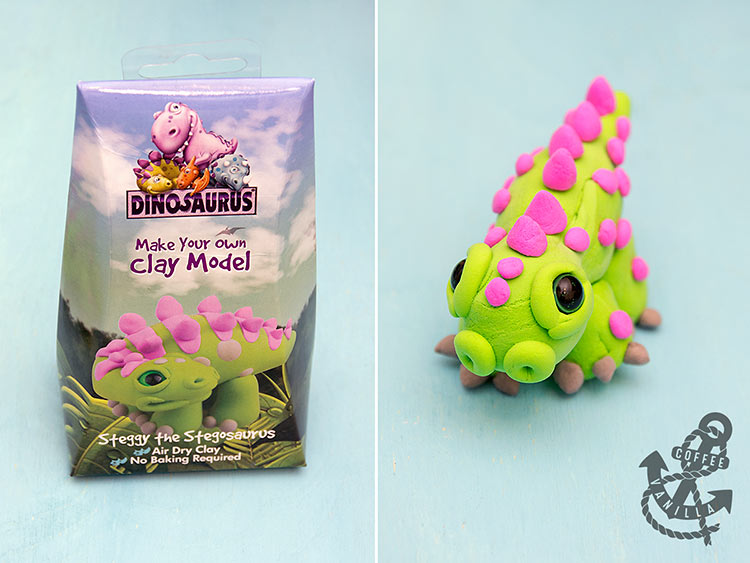 air drying clay set for preschoolers