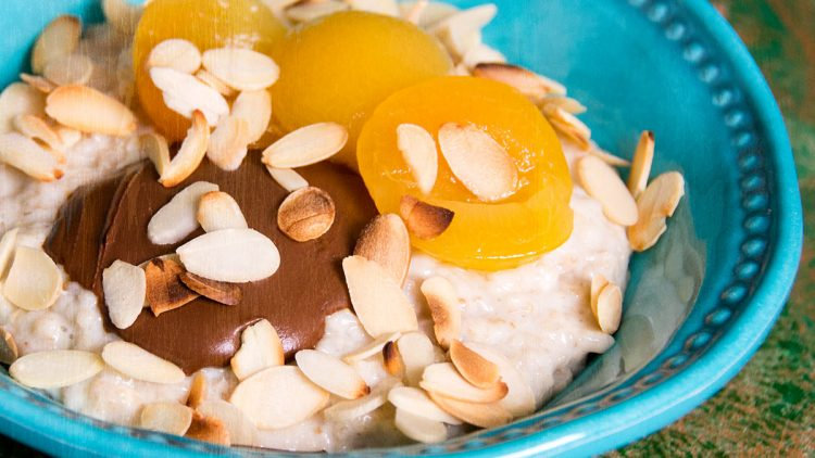 Fruity Porridge Breakfast Ideas for The Whole Family