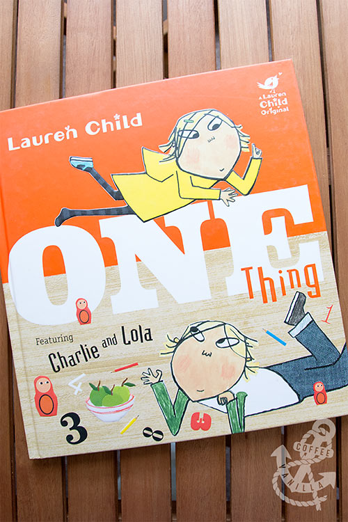 new Charlie & Lola book by Lauren Child