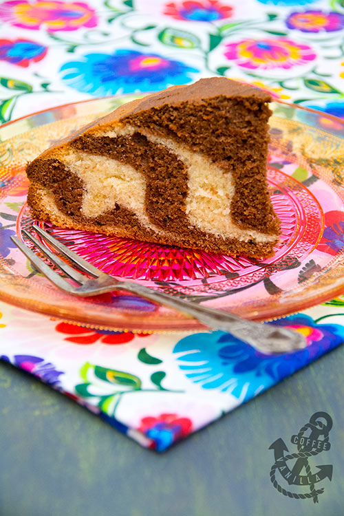 how to make zebra cake tiger cake marble cake
