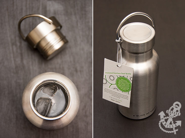 leak proof insulated water bottle