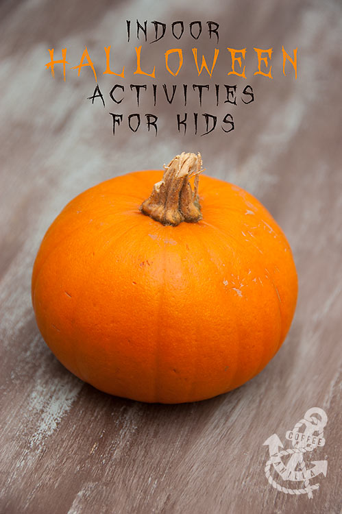 things to do with kids at Halloween