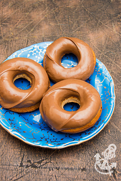easy pumpkin spice donuts