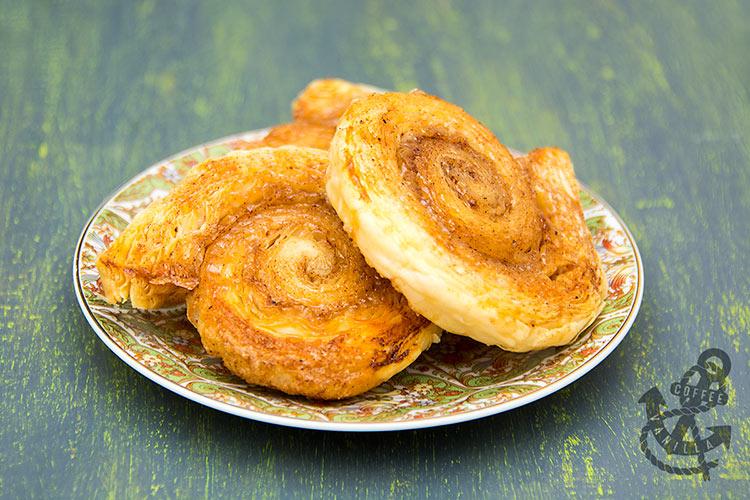 puff pastry swirls recipe
