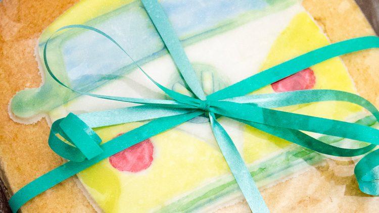 Camper Van Cookies – Edible Gift Idea