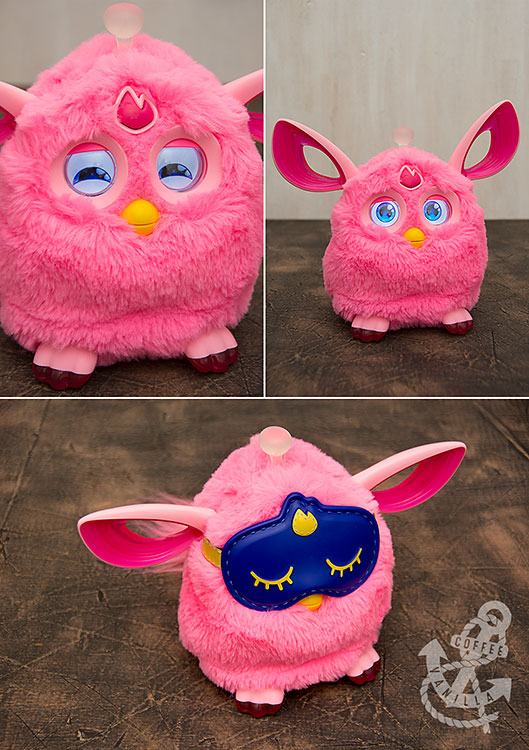 new version of Furby toy