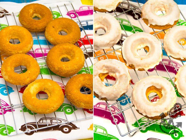 healthier doughnuts recipe
