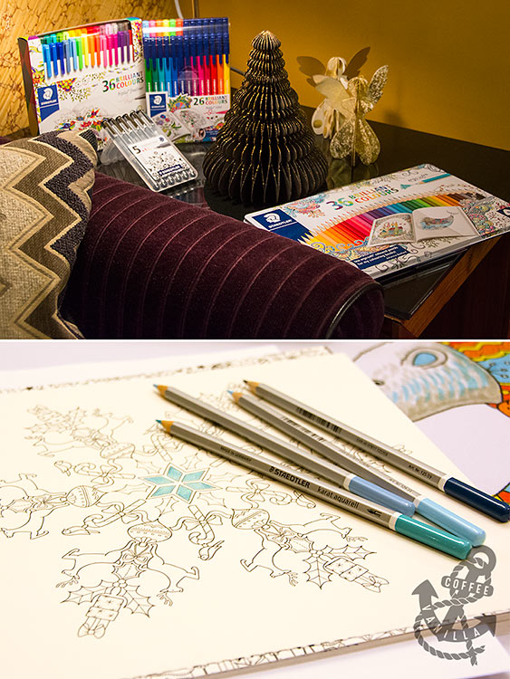 relaxing colouring for adults