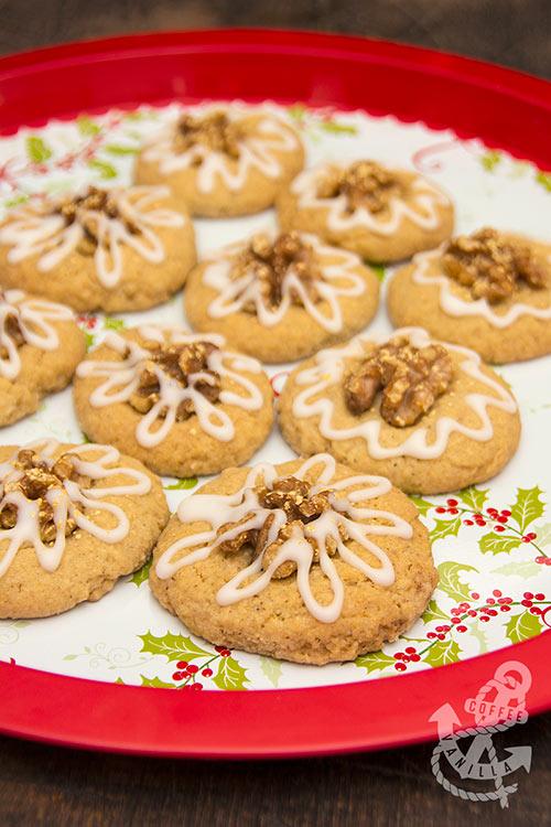 walnut butter cookie recipe