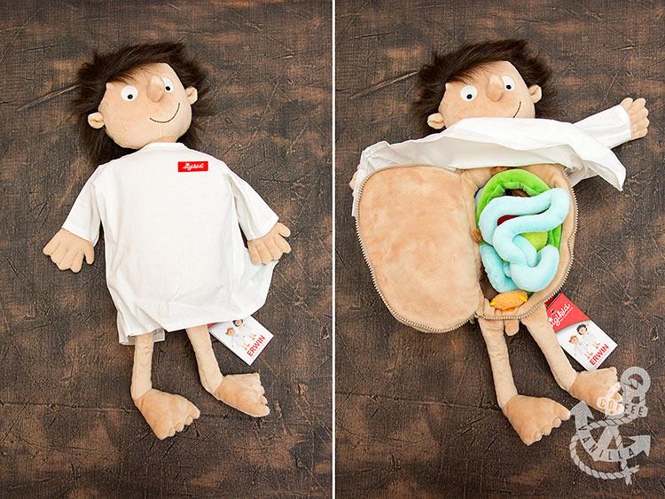 little patient doll for role play doctors nurses