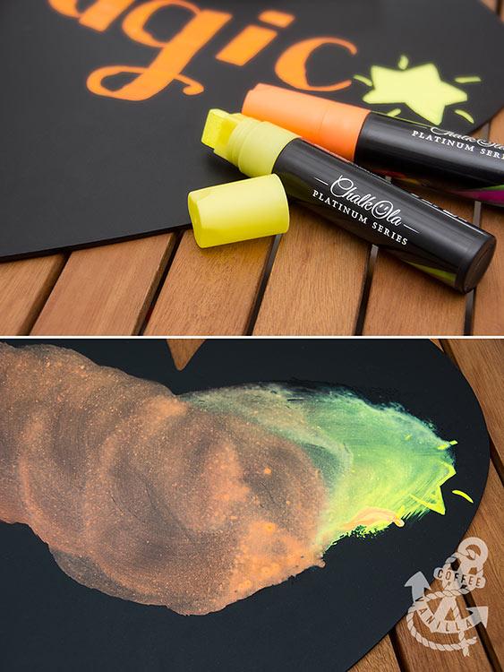 chalk pens from Chalkola