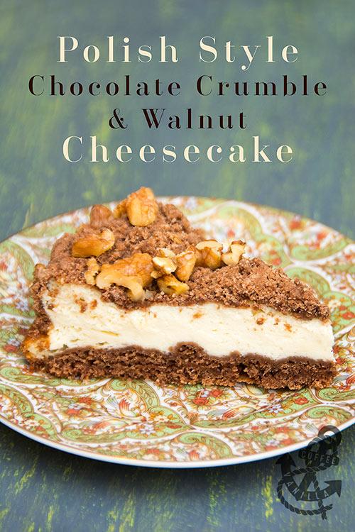 Polish cheesecake recipe