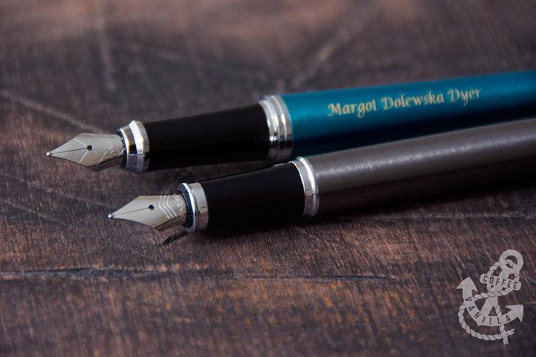 Parker fountain pens from Pen Heaven