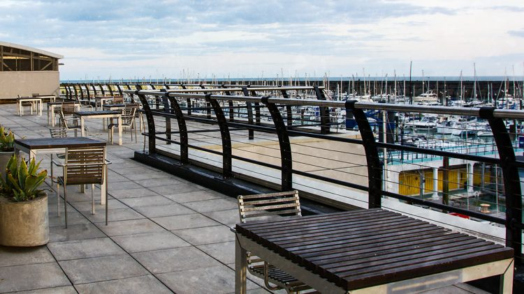 Visiting Malmaison Hotel in Brighton Marina