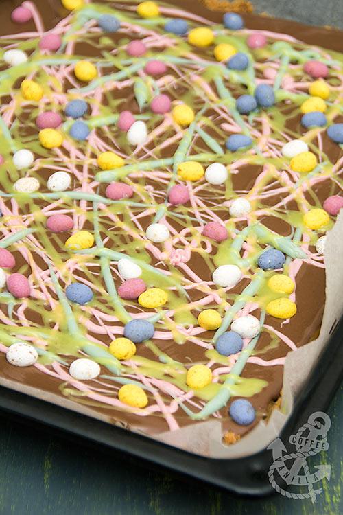no bake bake tray recipe