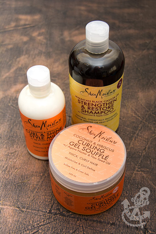 natural hair products for curly and thick hair