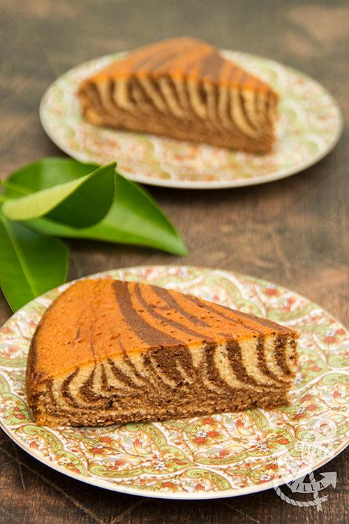 stripy tiger cake recipe for kids